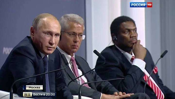 Владимир Путин ответил инвесторам на самые острые вопросы