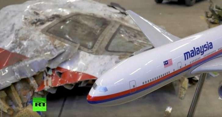 Ни США, ни Украина не представили Нидерландам геолокационные данные о крушении Boeing MH17