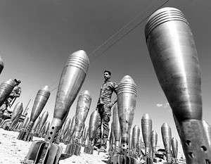 Боеприпасов у боевиков после российских налетов стало ощутимо меньше