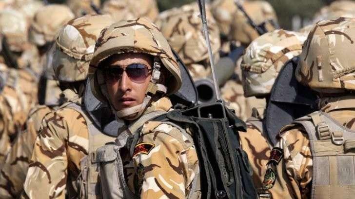 Иранская армия готовится приступить к наземной операции в Сирии