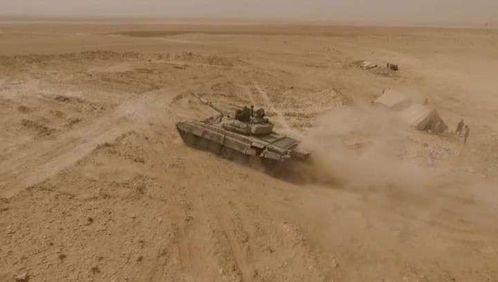 Сирия, Россия и Иран готовятся к масштабному наступлению на бандитов