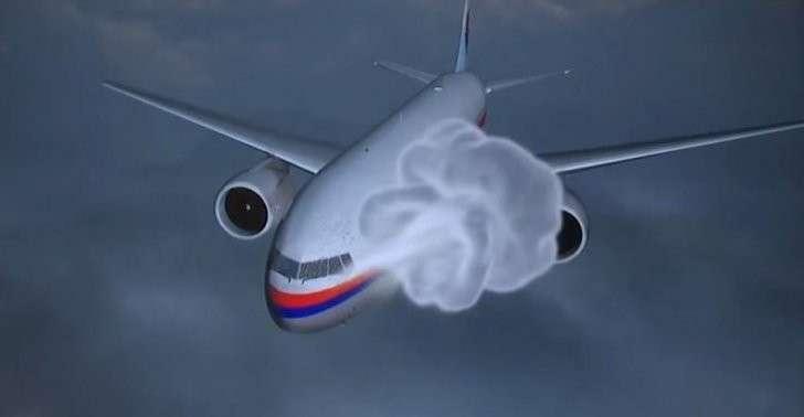 Пресс-конференция Росавиации по докладу Голландии о причинах крушения Боинга MH17 — live