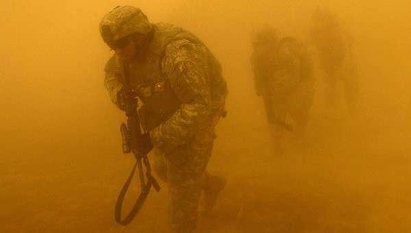 Армия США, Архивное фото