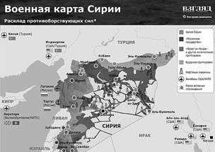 Предварительные итоги операции в Сирии напомнили о Дебальцево