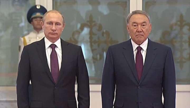 Россия и Казахстан до конца года утвердят план совместной работы