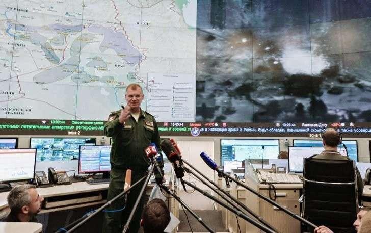 Боевики ИГ начали отступление под ударами российской авиации и сирийской армии