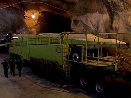 Иран показал секретный завод по производству баллистических ракет