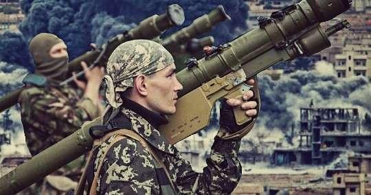 ИГИЛ ведёт переговоры с Украиной о поставках ЗРК против русской авиации