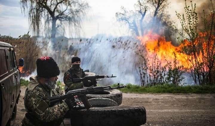 Ночью может состояться штурм Донецка украинской армией