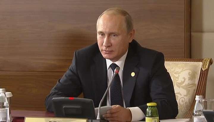 Владимир Путин отметил, что российская армия добилась в Сирии внушительных результатов