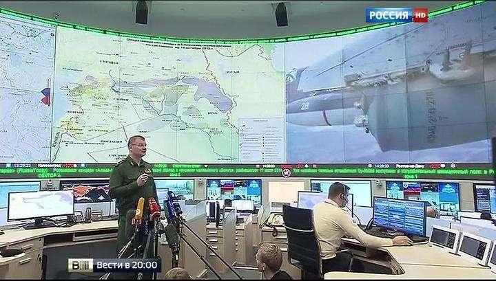 При необходимости Россия нанесёт удары по ИГИЛ с кораблей в Средиземном море
