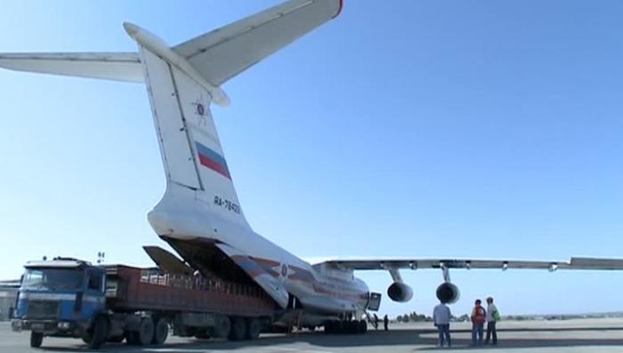 Болгария опять отказалась пропустить российский самолёт с гумпомощью для Сирии