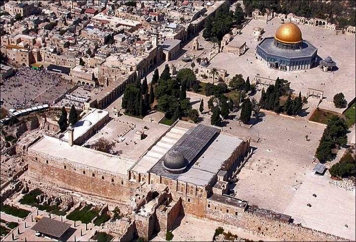 Блокада Иерусалима окончательно взорвет Ближний Восток