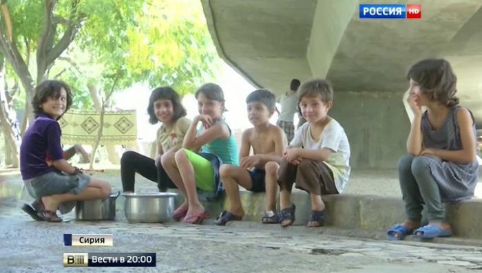 Улыбки сирийских детей стоят уничтожения ISIS - чумы XXI века