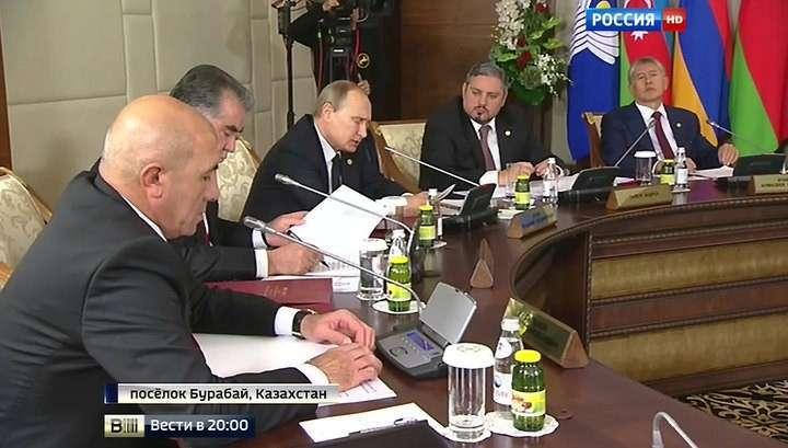Страны СНГ готовятся совместно дать отпор террористам