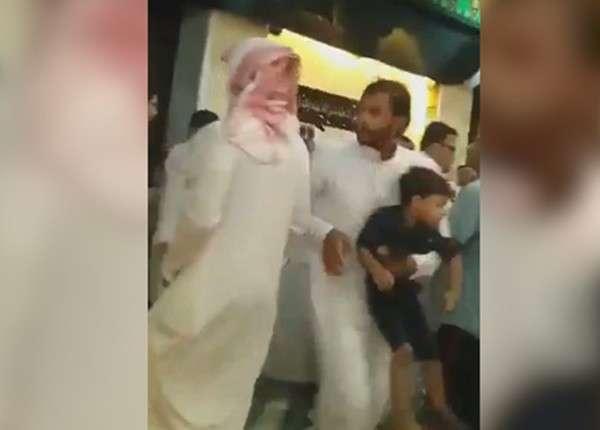Террорист открыл огонь в мечети в Саудовской Аравии