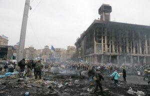 Холостой выстрел Майдана и перетекание Порошенко в Януковича
