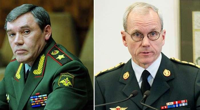 Башни может снести. Российские и натовские генералы осознали, что их военное противостояние достигло критической черты