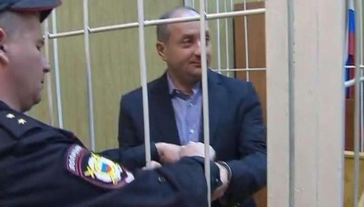 Напавшего на журналистов ВГТРК и на полицейского бизнесмена привели в чувство в СИЗО