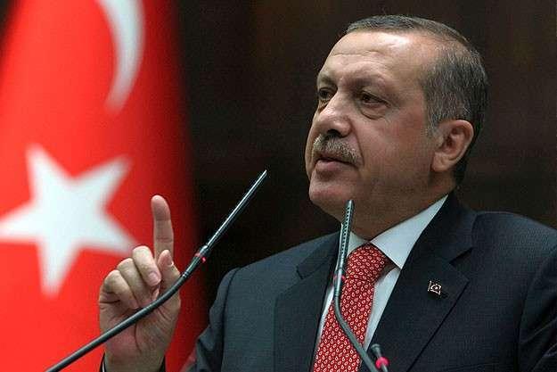 Турция обвинила Европу в разжигании гражданской войны на Украине и провокациях против России