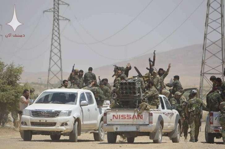 Террористы в Сирии начали воевать друг с другом