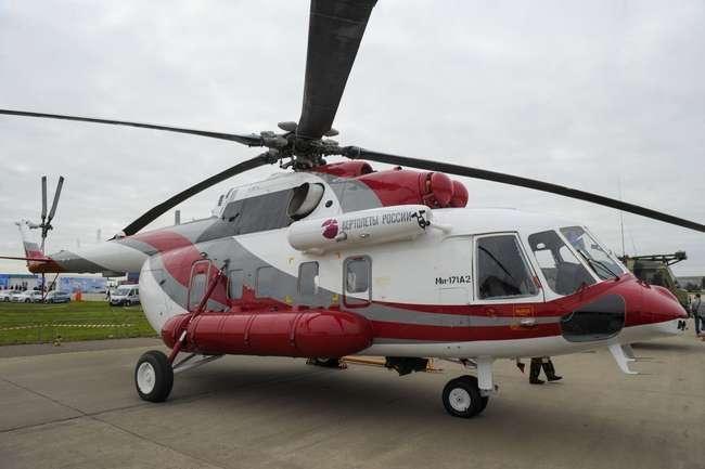 Производство «Вертолётов России» утроилось