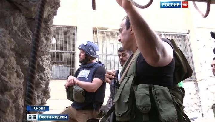 Солдаты Асада начали масштабное наступление при поддержке российской авиации