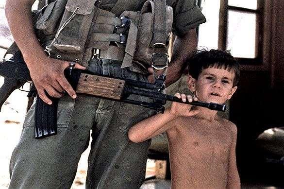 подготовка боевиков из детей