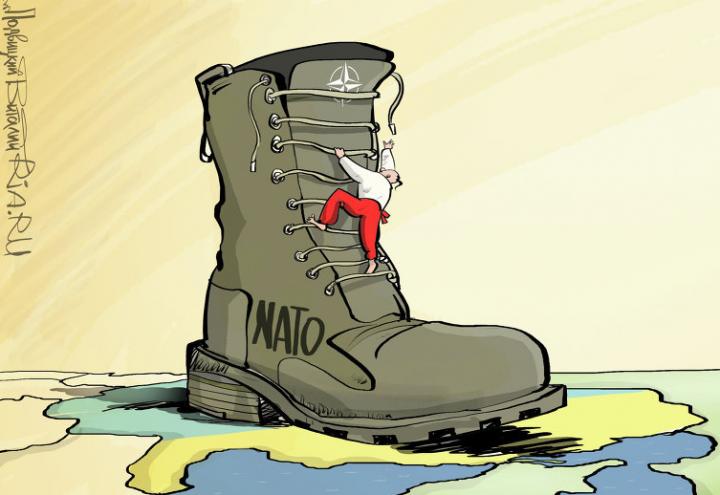 Порошенко: Вступление Украины в НАТО откладывается на 5-6 лет