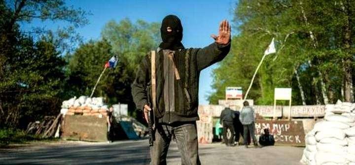 Граница с Россией открыта и защищена блок-постами ДНР