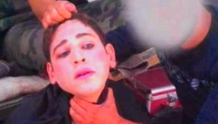 Бандиты из ISIS бреют бороды и бегут из Сирии под видом женщин