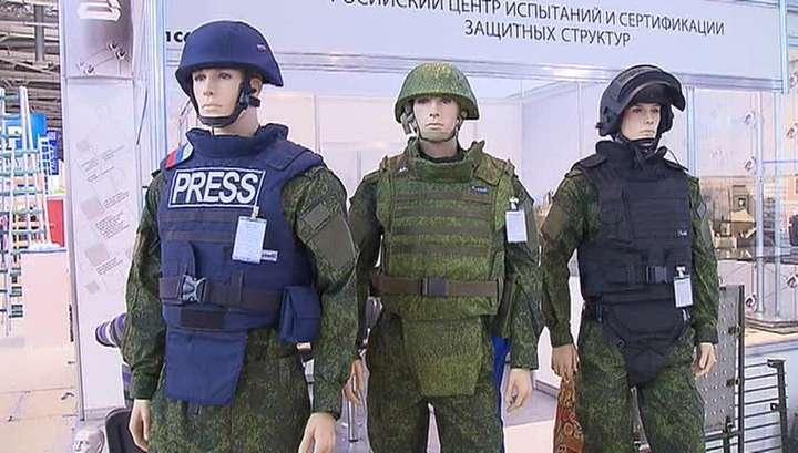 Полиэтилен от пуль и полицейские беспилотники: всё для безопасности на выставке «Интерполитех»