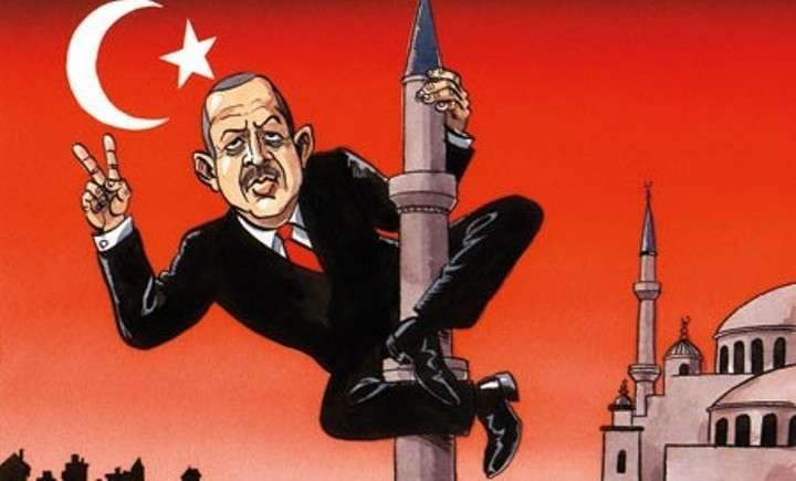 Турция не объедет ЕС на кривой козе