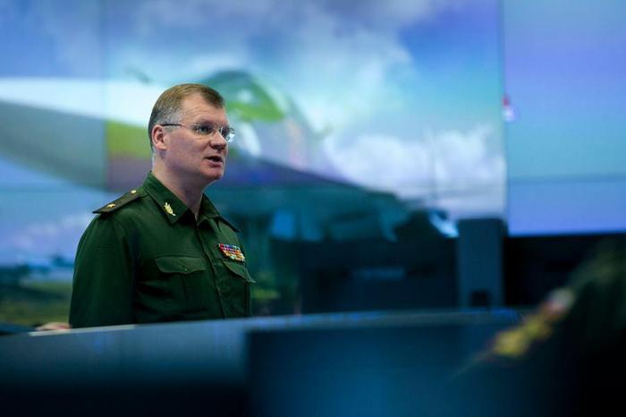 Россия и США подписали меморандум о предотвращении инцидентов в ходе операции в Сирии