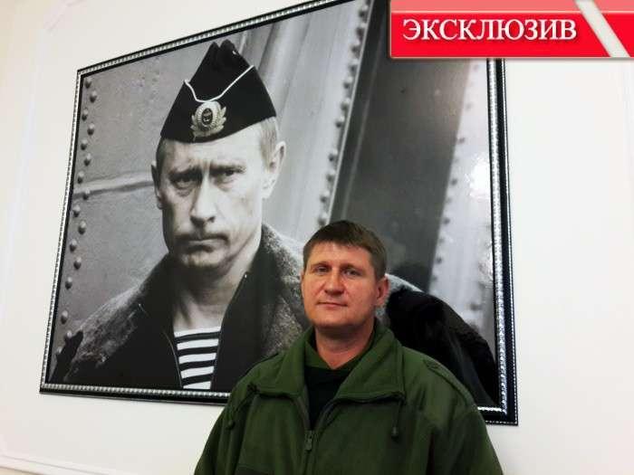 «Вежливые люди»… Это были мои люди». Вице-премьер правительства Республики Крым, командир Народного ополчения М.Шеремет отвечает на вопросы «СП»