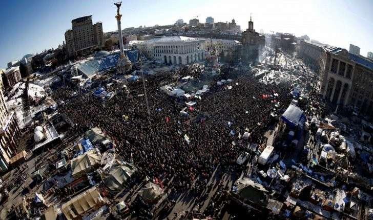Украинские каратели совершили попытку наступления под Донецком