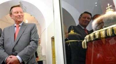 Сергей Иванов снова стал вторым человеком в стране