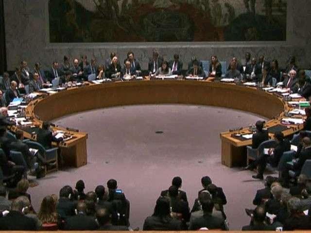 Совет безопасности ООН проводит закрытое заседание по Украине