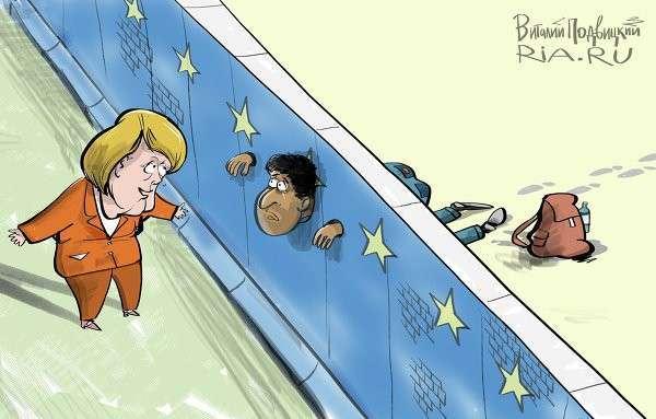 Меркель висит на волоске от политической гибели