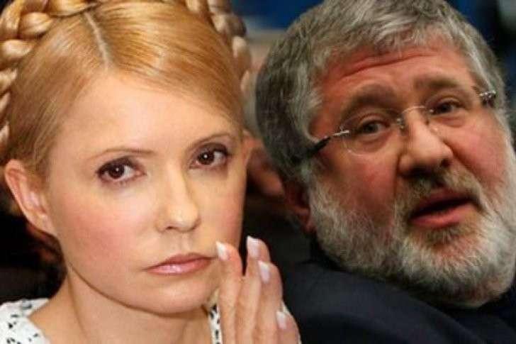 Бандиты Тимошенко, Коломойский, «Свобода» и Ляшко объединятся валить самозванца Порошенко