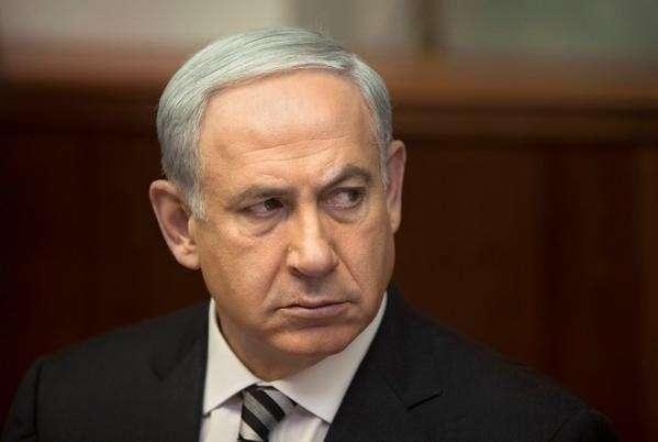 Нетаньяху в неадеквате: это палестинцы уговорили Гитлера начать сжигать евреев