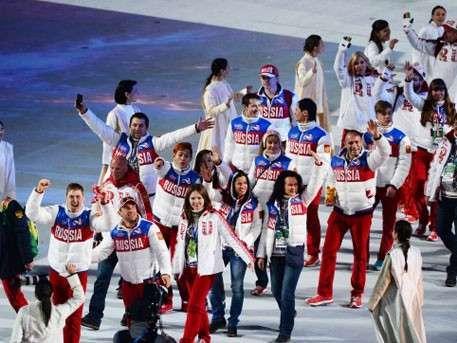 Россия против использования спортсменов в политических целях