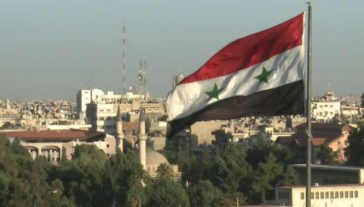 Освобождение Сирии от ИГИЛ - репортаж Александра Сладкова с места боевых действий