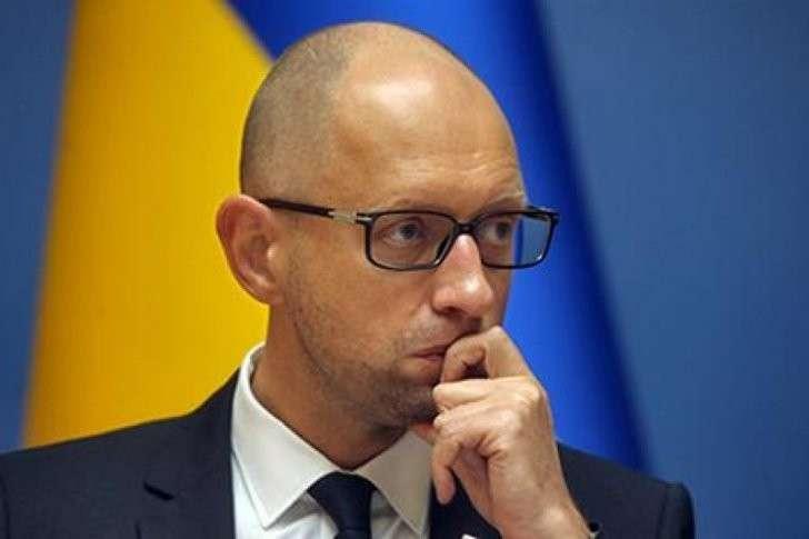 Ворюга Сеня Яценюк придумал должность министра АТО