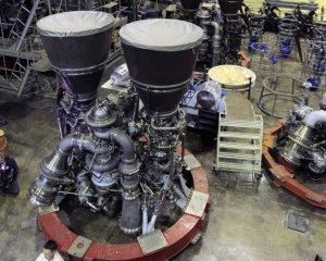 НПО «Энергомаш» разрабатывает новый ракетный двигатель