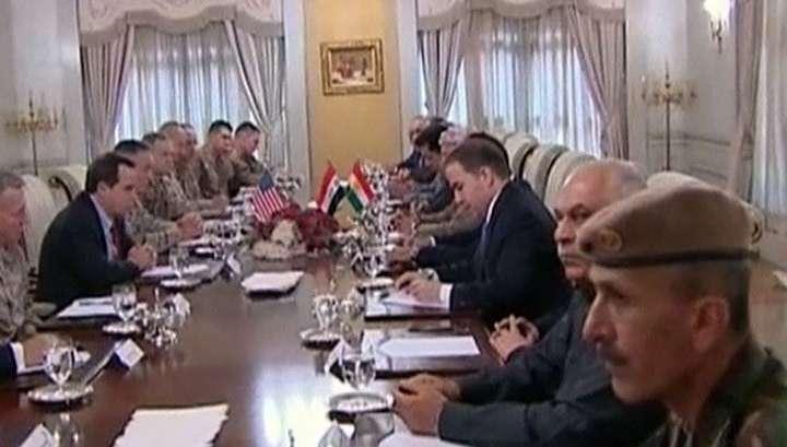 США предъявили Ираку ультиматум из-за того, что Россия успешно уничтожает их протеже - ИГ (ISIS)