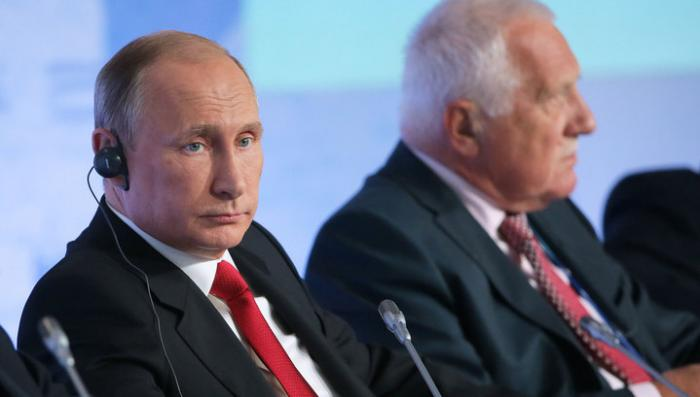 Владимир Путин на заседании клуба «Валдай». Текст выступления