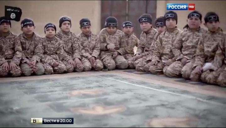 ИГИЛ ставит под ружьё подростков и создаёт заградотряды