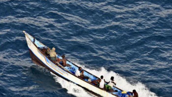 Российское судно захвачено пиратами