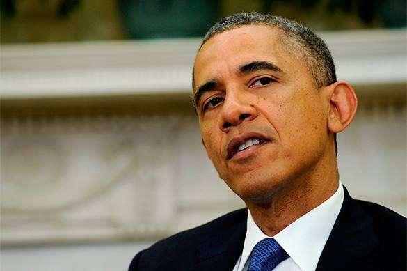 Обама наложил вето на поставки оружия на Украину